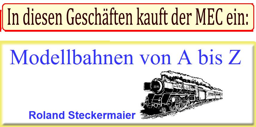 Modellbahnen von A - Z